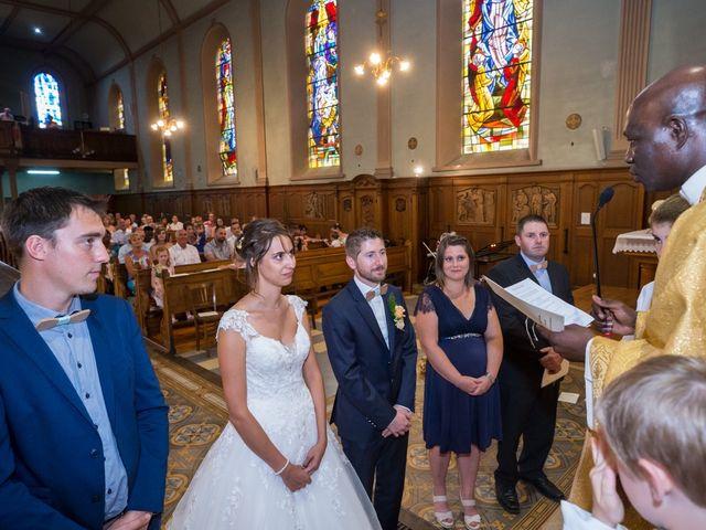 Le mariage de Jonathan et Hélène à Walschbronn, Moselle 53
