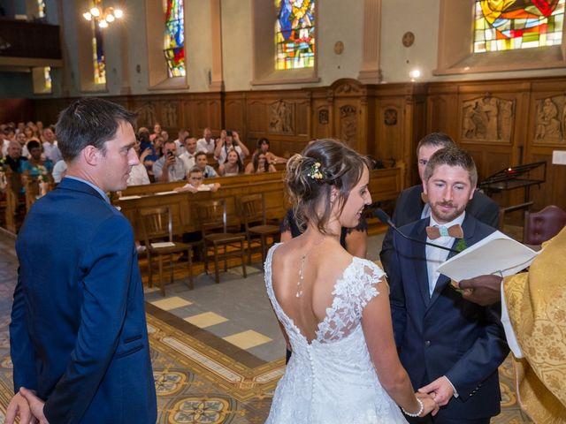 Le mariage de Jonathan et Hélène à Walschbronn, Moselle 54