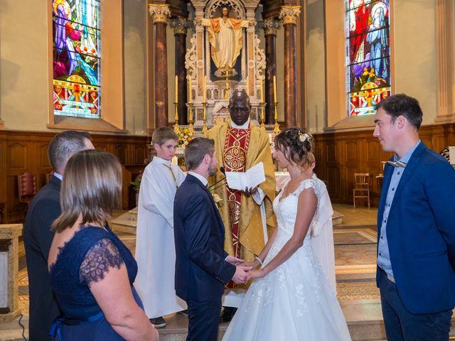 Le mariage de Jonathan et Hélène à Walschbronn, Moselle 55