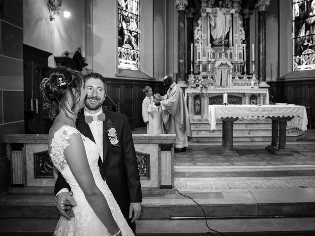 Le mariage de Jonathan et Hélène à Walschbronn, Moselle 62