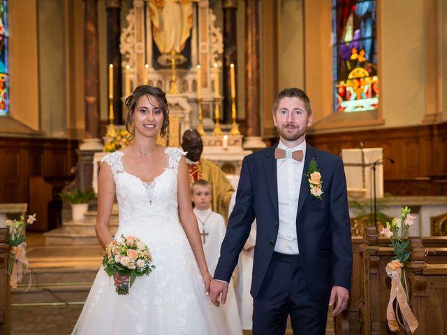 Le mariage de Jonathan et Hélène à Walschbronn, Moselle 65