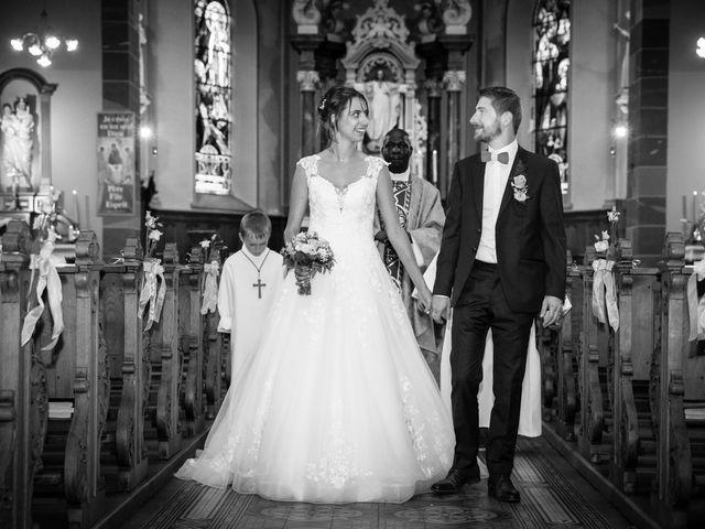 Le mariage de Jonathan et Hélène à Walschbronn, Moselle 67