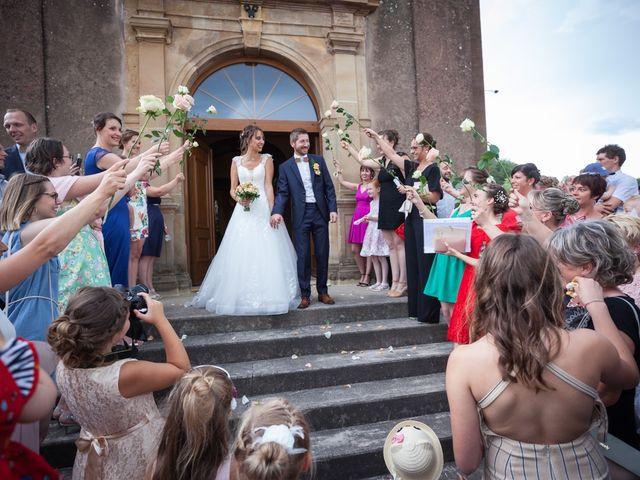 Le mariage de Jonathan et Hélène à Walschbronn, Moselle 70