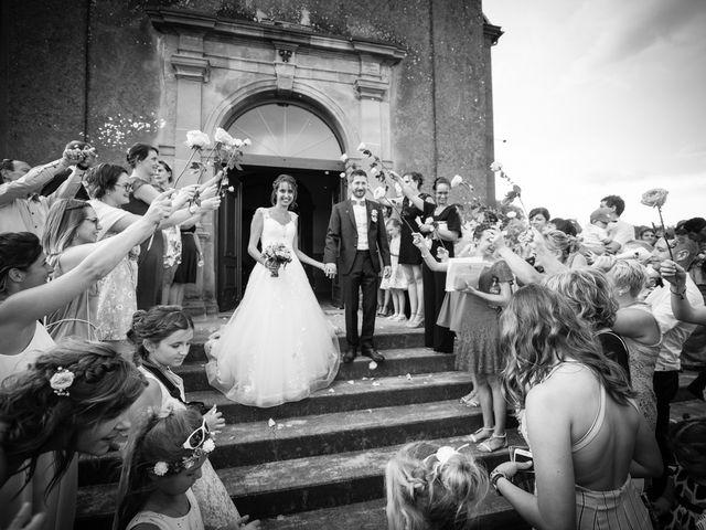 Le mariage de Jonathan et Hélène à Walschbronn, Moselle 71