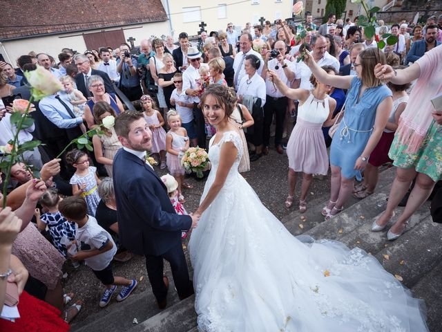 Le mariage de Jonathan et Hélène à Walschbronn, Moselle 72