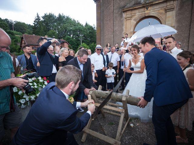 Le mariage de Jonathan et Hélène à Walschbronn, Moselle 73