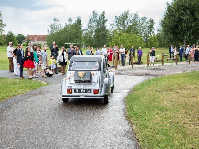 Le mariage de Jonathan et Hélène à Walschbronn, Moselle 75