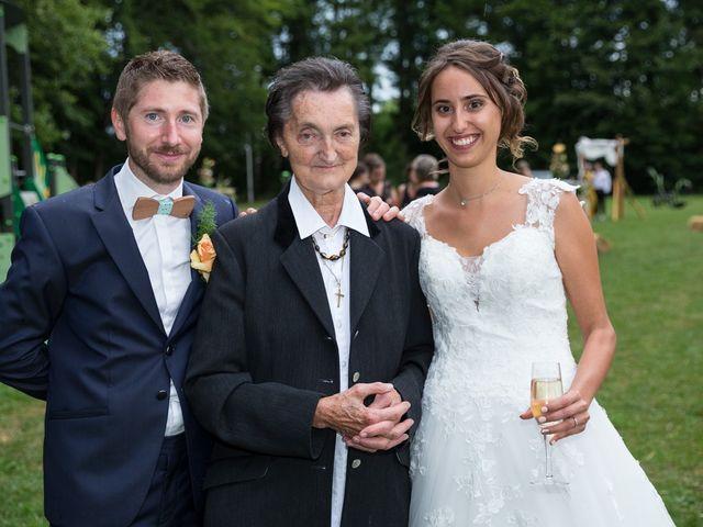 Le mariage de Jonathan et Hélène à Walschbronn, Moselle 90