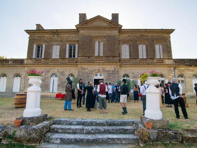 Le mariage de Matthias et Aurore à Tombeboeuf, Lot-et-Garonne 1