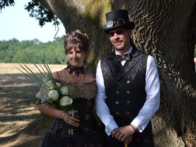 Le mariage de Matthias et Aurore à Tombeboeuf, Lot-et-Garonne 12