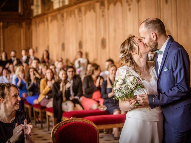 Le mariage de Julien et Laurene à Caen, Calvados 11