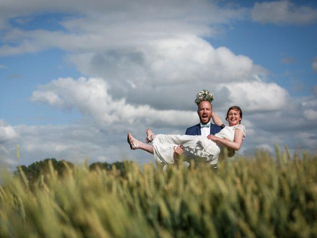 Le mariage de Julien et Laurene à Caen, Calvados 21