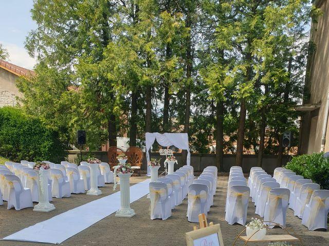Le mariage de Carlo  et Aurélie  à Saint-Martin-la-Plaine, Loire 12