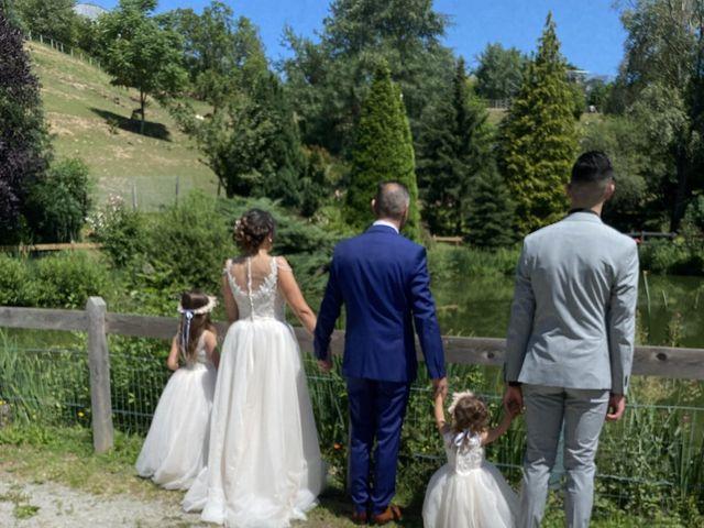 Le mariage de Carlo  et Aurélie  à Saint-Martin-la-Plaine, Loire 15