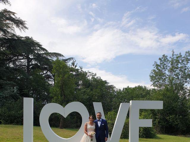 Le mariage de Carlo  et Aurélie  à Saint-Martin-la-Plaine, Loire 19