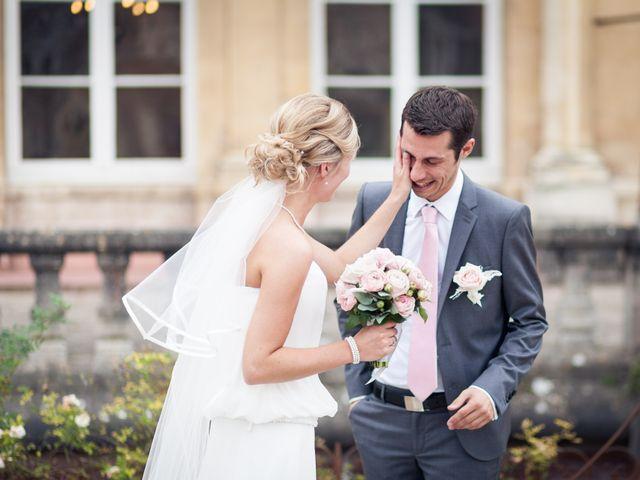 Le mariage de Jean-François et Justine à Eu, Seine-Maritime 6