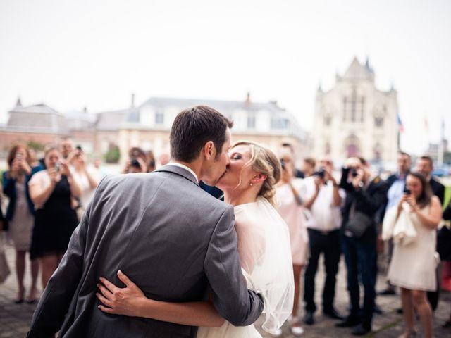 Le mariage de Jean-François et Justine à Eu, Seine-Maritime 8