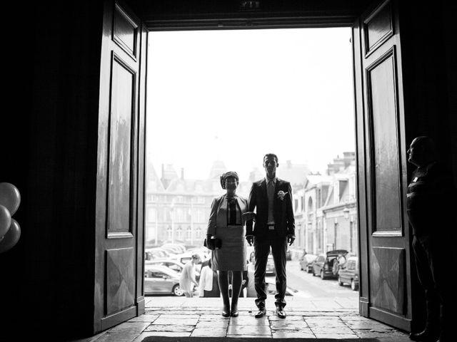 Le mariage de Jean-François et Justine à Eu, Seine-Maritime 9