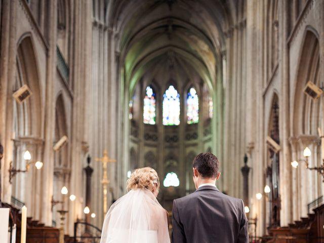 Le mariage de Jean-François et Justine à Eu, Seine-Maritime 10