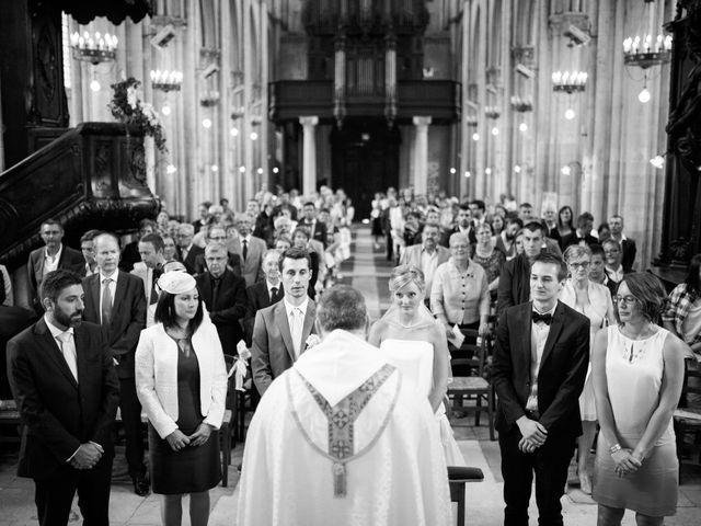 Le mariage de Jean-François et Justine à Eu, Seine-Maritime 13