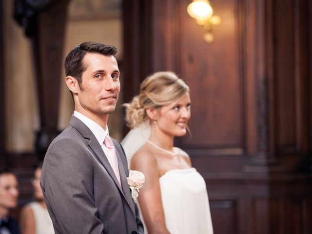 Le mariage de Jean-François et Justine à Eu, Seine-Maritime 14