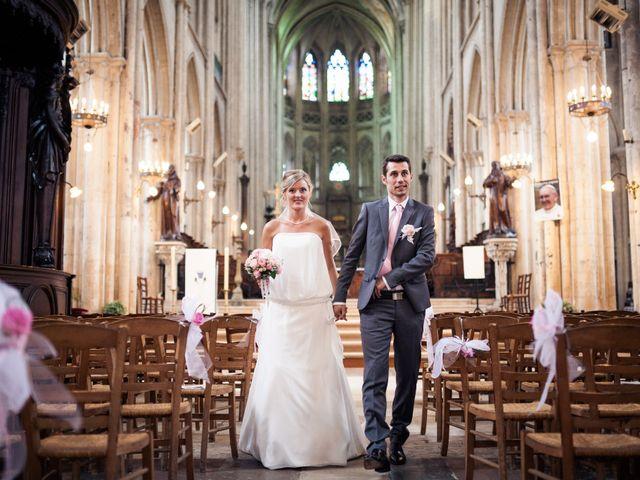 Le mariage de Jean-François et Justine à Eu, Seine-Maritime 15