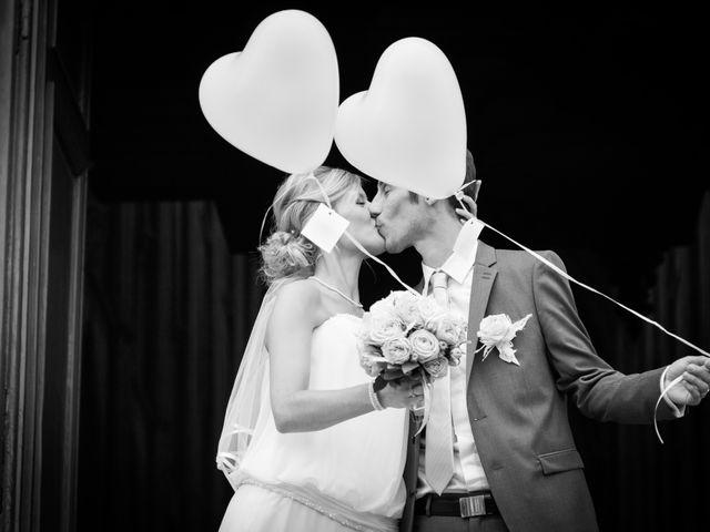 Le mariage de Jean-François et Justine à Eu, Seine-Maritime 17