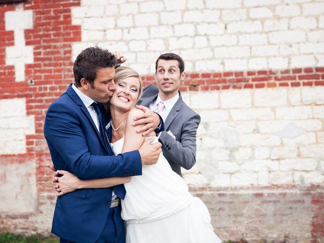 Le mariage de Jean-François et Justine à Eu, Seine-Maritime 19