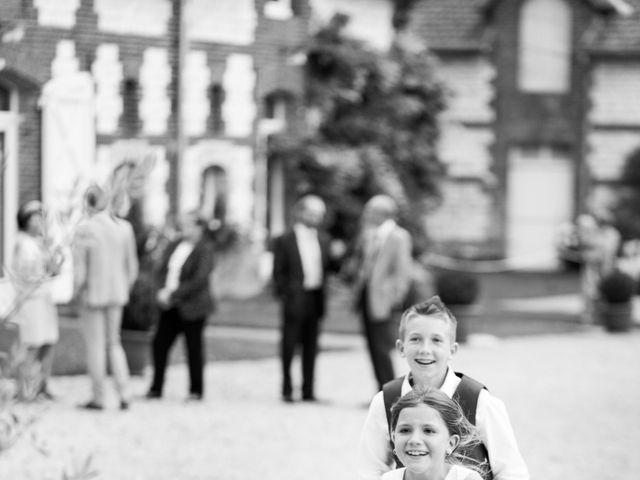 Le mariage de Jean-François et Justine à Eu, Seine-Maritime 20
