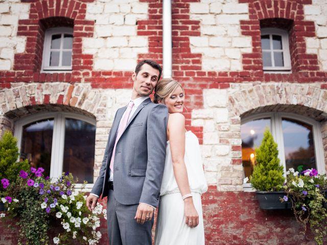Le mariage de Jean-François et Justine à Eu, Seine-Maritime 24