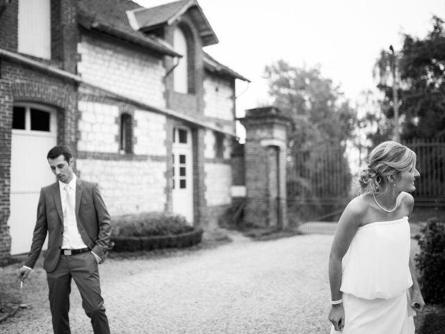 Le mariage de Jean-François et Justine à Eu, Seine-Maritime 25