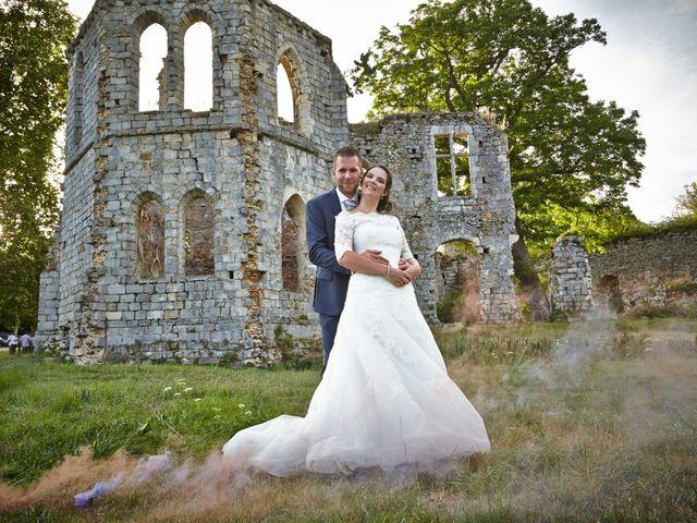Le mariage de Julien et Charlotte à Fontenay-Trésigny, Seine-et-Marne 1