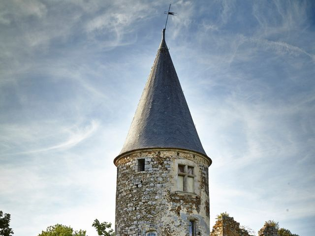 Le mariage de Julien et Charlotte à Fontenay-Trésigny, Seine-et-Marne 7