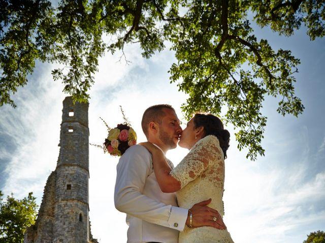 Le mariage de Julien et Charlotte à Fontenay-Trésigny, Seine-et-Marne 15