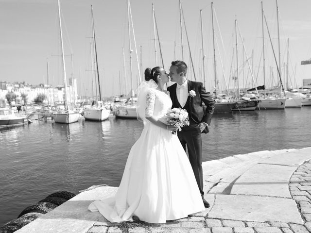 Le mariage de Didier et Aneta à La Ciotat, Bouches-du-Rhône 35
