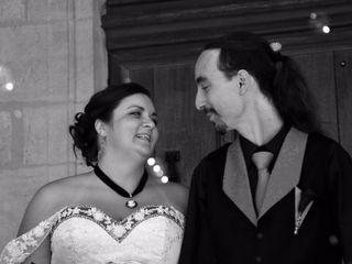 Le mariage de Marthe et Tristan
