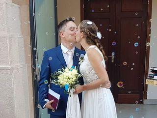 Le mariage de Gabrielle et  Nicolas 1