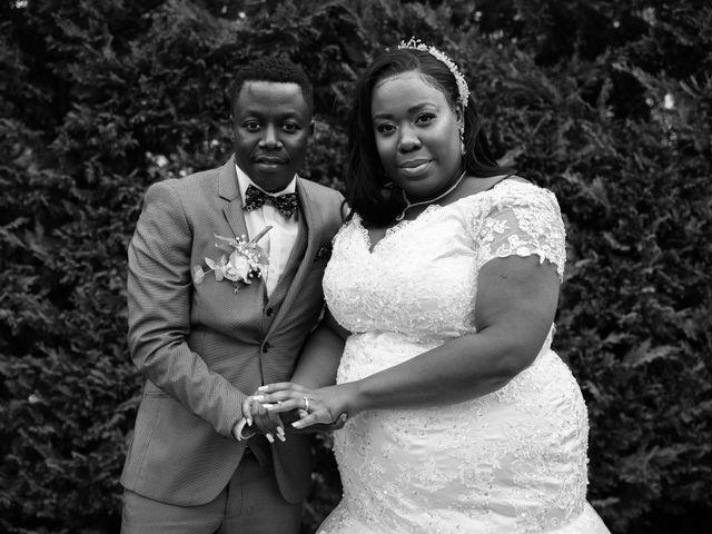 Le mariage de Roseline et Jephte
