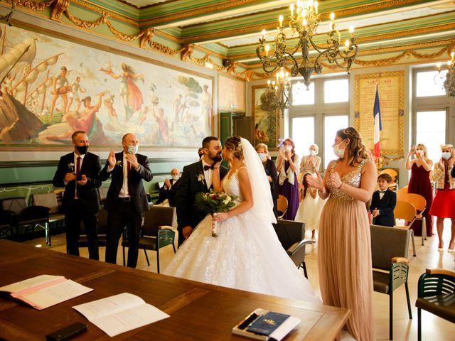 Le mariage de Florian et Cecilia à Agde, Hérault 2