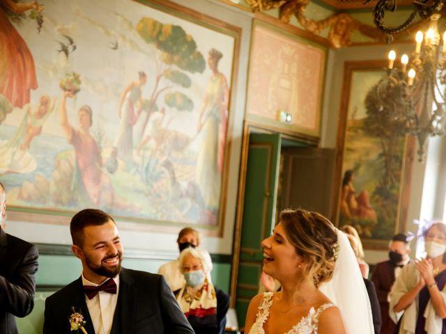 Le mariage de Florian et Cecilia à Agde, Hérault 37