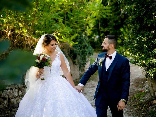 Le mariage de Cecilia et Florian