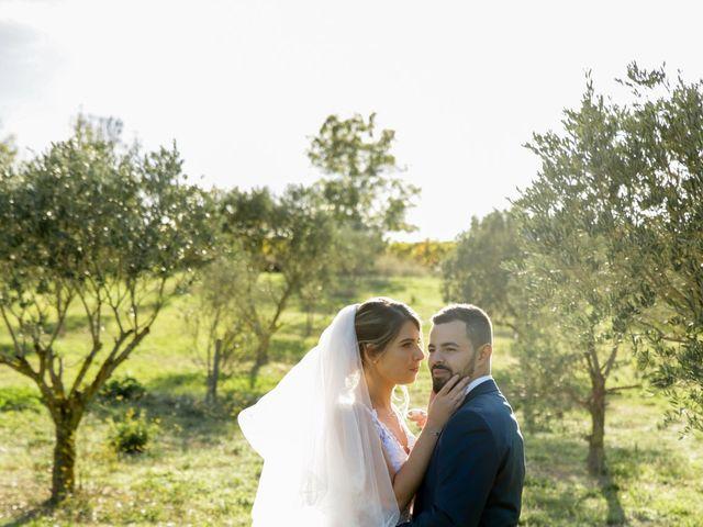 Le mariage de Florian et Cecilia à Agde, Hérault 45