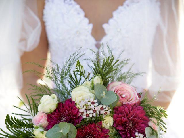 Le mariage de Florian et Cecilia à Agde, Hérault 50