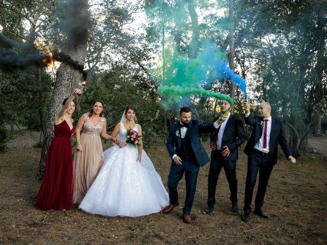 Le mariage de Florian et Cecilia à Agde, Hérault 54