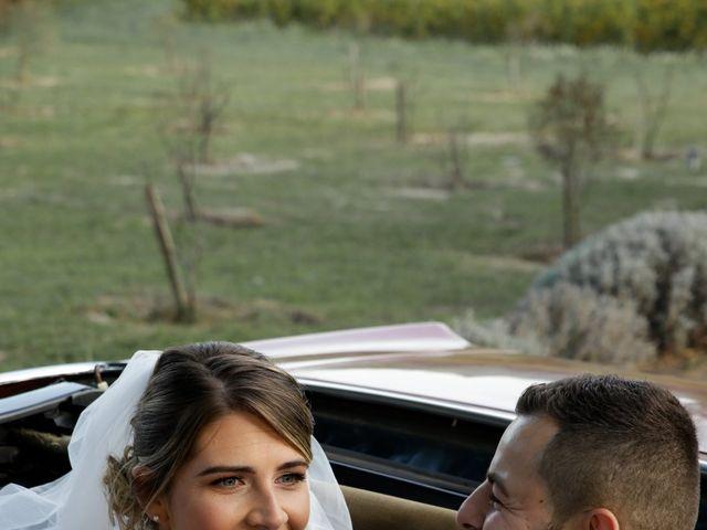 Le mariage de Florian et Cecilia à Agde, Hérault 56