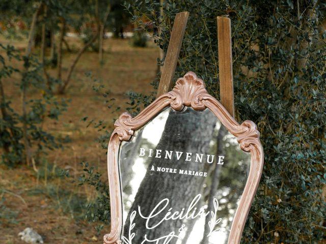 Le mariage de Florian et Cecilia à Agde, Hérault 58
