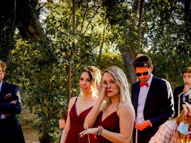 Le mariage de Florian et Cecilia à Agde, Hérault 62