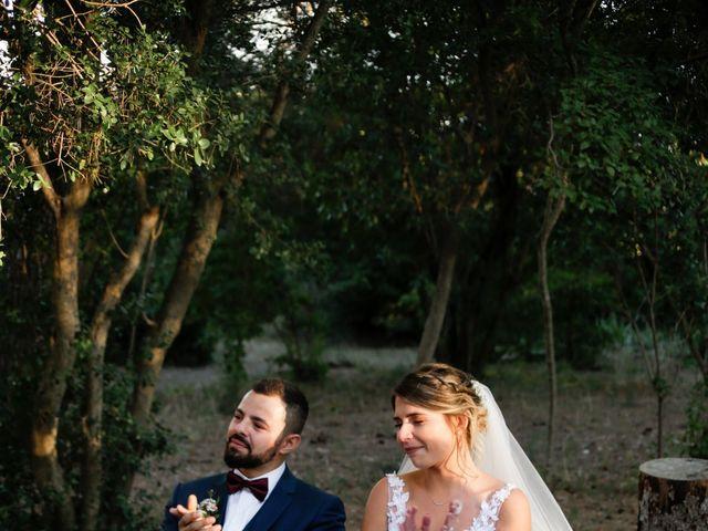 Le mariage de Florian et Cecilia à Agde, Hérault 69