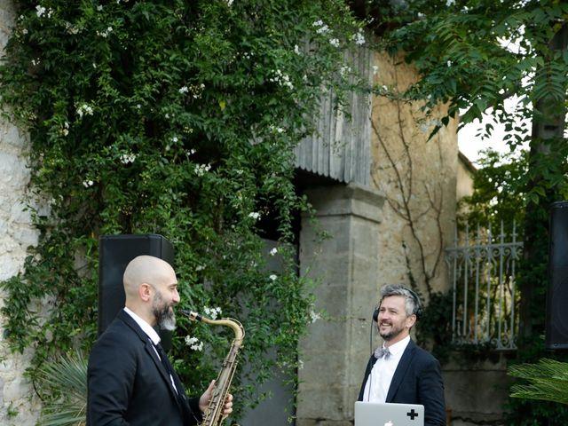 Le mariage de Florian et Cecilia à Agde, Hérault 73