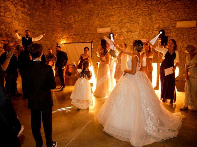 Le mariage de Florian et Cecilia à Agde, Hérault 97